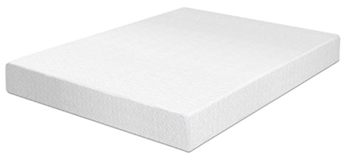 Best Price Mattress Pressure Relief Mattress - Triple Layer Memory Foam Mattress for Arthritis