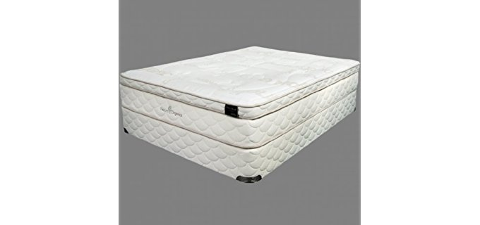 Natura EcoRenew Mattress - Organic Non-Toxic Natural Luxury Mattress