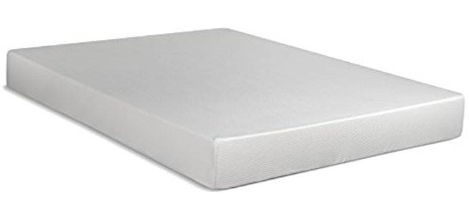 Serenia Sleep Memory Foam Mattress - Short Queen Body Contouring RV Mattress