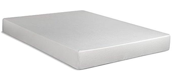 Serenia Sleep Memory Foam Mattress - Short Queen Body Contouring RV Mattress