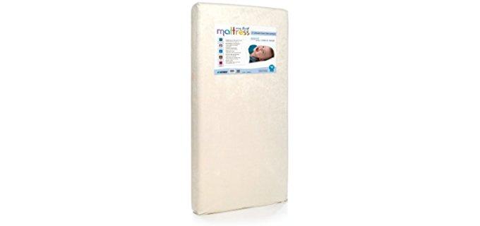 My First Mattress Safe Density Foam Mattress - Safe High Density Toddler Mattress