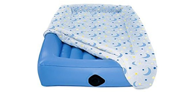 Aero Portable Kids Mattress - Blow Up Air Mattress for Kids