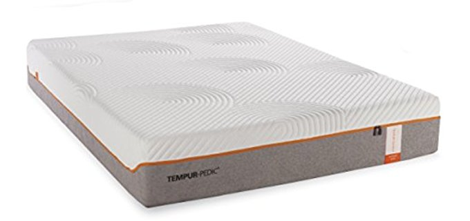 Tempur-Pedic Ridged Support Mattress - Tempurpedic Firm Support Mattress with Contours