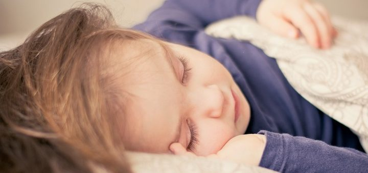 Toddler Sleep on Mattress