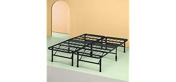 Zinus SmartBase Mattress Foundation - Platform Bed Base King