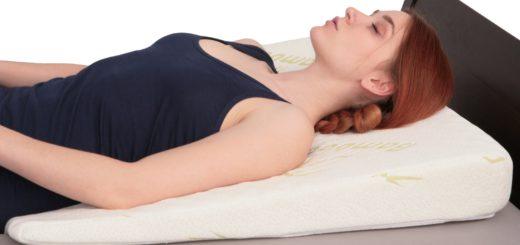 acid reflux mattress wedge