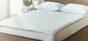 bamboo mattress topper