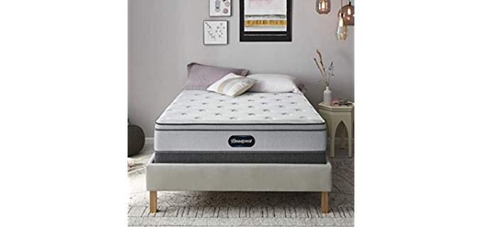 Simmons Beautyrest BR800 - Queen Soft Mattress