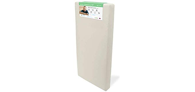 Colgate Foam - Organic Crib Mattress
