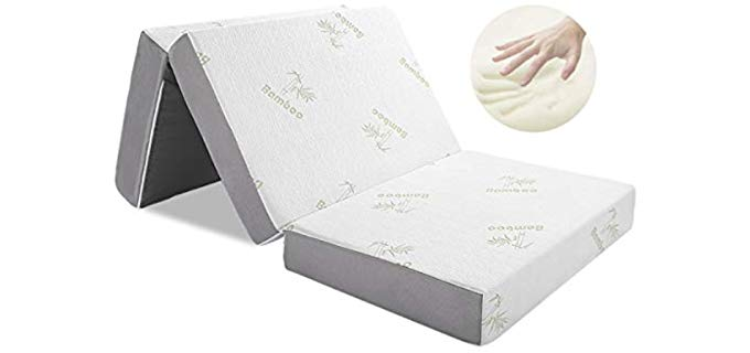 Inofia Breathable Mesh - Certified Foldable Mattress Topper