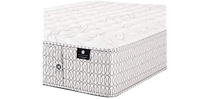 Aireloom Hotel Collection Mattress - Firm Fibromyalgia Support Mattress for Deep Sleep