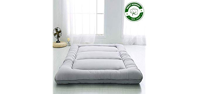 Maxyoyo Japanese - Floor and Futon Mattress