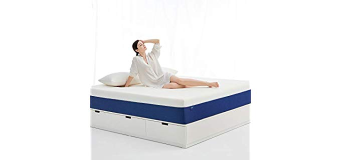 Molbly king - Large Mattress for Couples