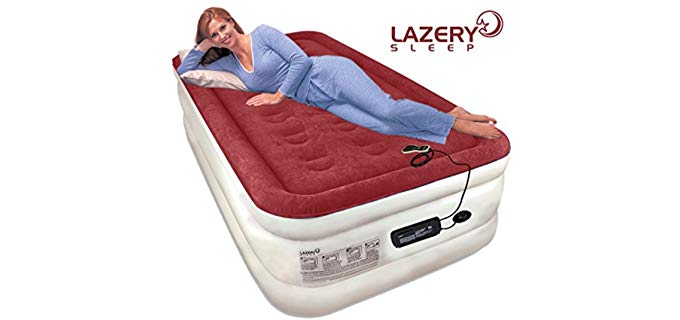 Lazery Sleep - Adjustable Air Mattress