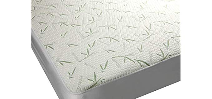 Mezzati Premium - Plush bamboo Mattress Topper