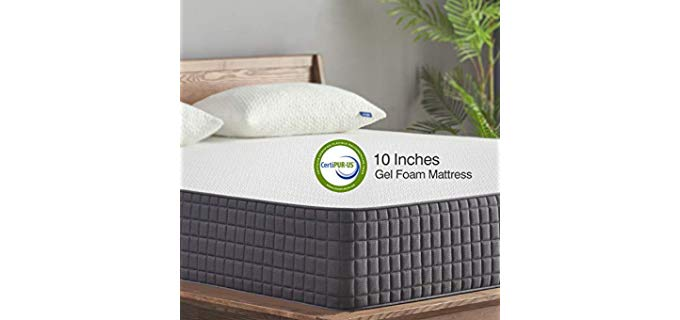 Sweet Night Cool Sleep - Cooling Back Pain and Back Sleeping Mattress