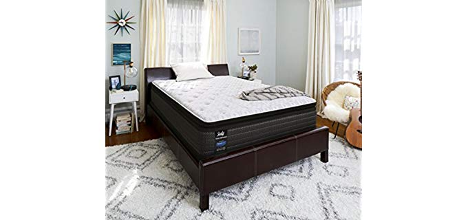 Sealy Response Performance - Firm Stomach Sleeping Mattress