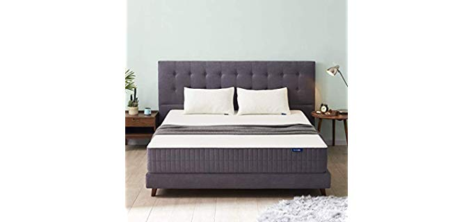 SweetNight Queen - Soft memory Foam Mattress