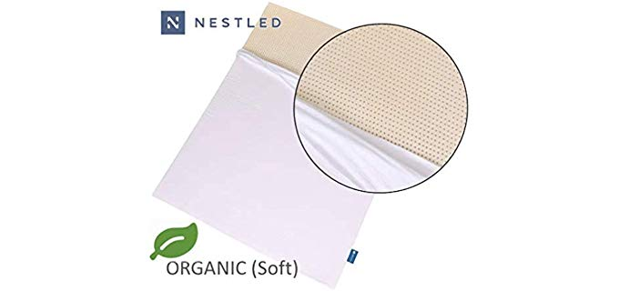 Take Ten Organic Natural - Latex Mattress Topper