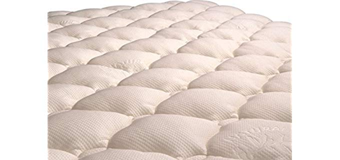 VirtueValue Mattress Pad - Bamboo Topper