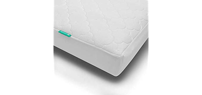 Newton Baby - Pure Organic Coir Cotton Crib Mattress