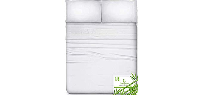 Bampure Cooling - Organic Bamboo Sheets for Your Bed
