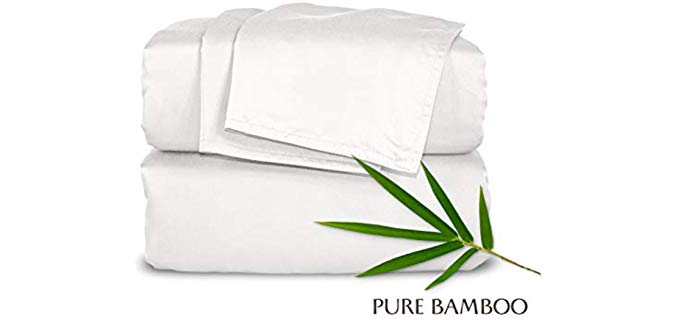 Pure Bamboo Short - Organic Bamboo Sheets for Your Bed