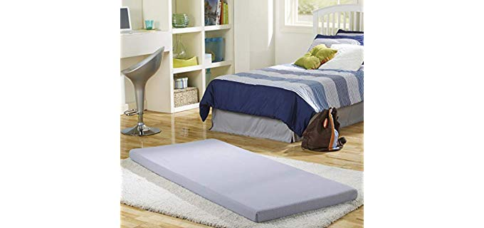 Simmons Beauty Sleep - Extra Thin Mattress