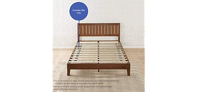 Continental Mattress Pine Wood - Durable Wooden Bed Slats