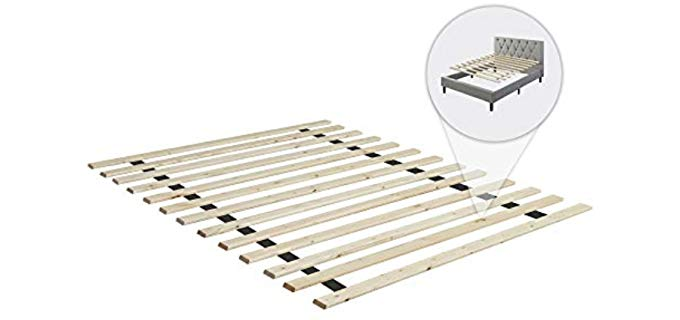 Greaton Premium - Spruce Wooden Bed Slats