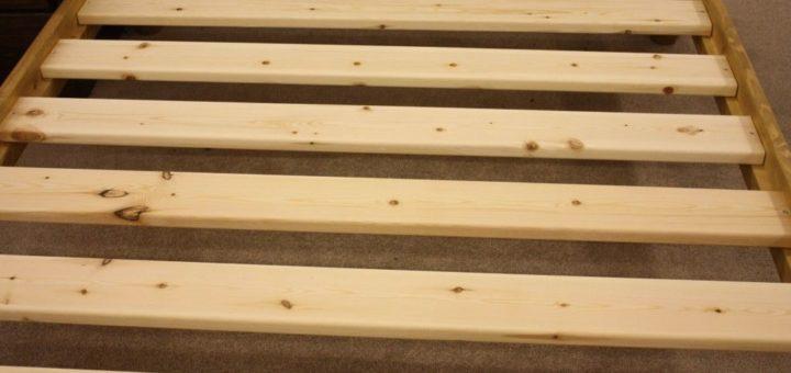 best wooden bed slats