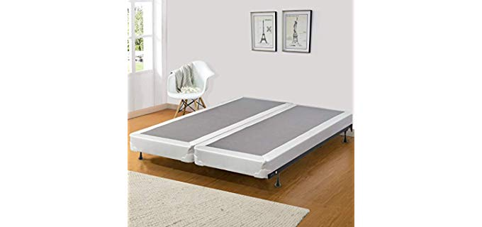 Comfort Bedding 9 Inch - Twin Size Box Spring