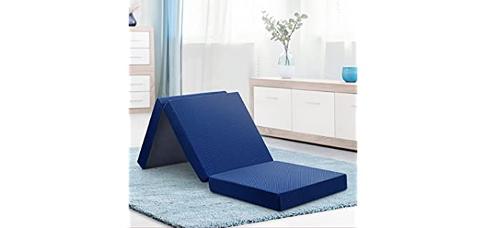 Olee Sleep Tri-Fold - Cooling Topper