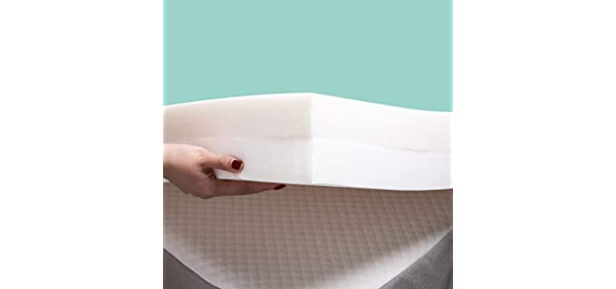 RECCI Bamboo - Foam Mattress For Elderly