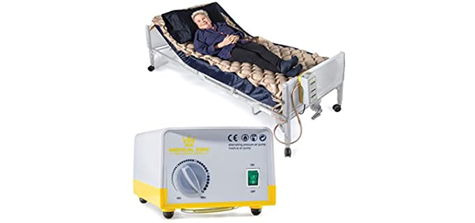 Medical king Airy - Mattress Topper for Hospital Bed