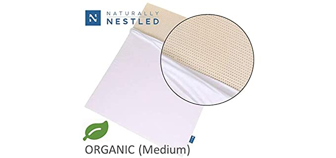 Take Ten Latex - Organic Mattress Topper