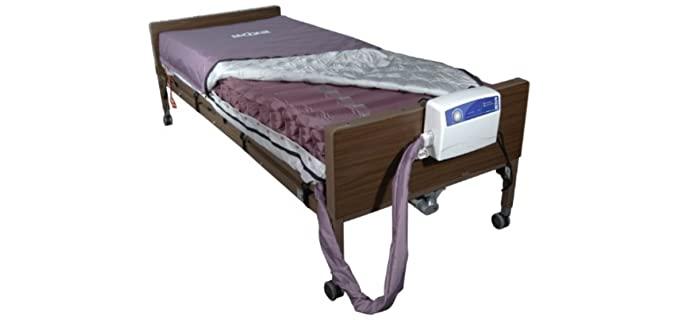 Drive Medical Pressurized - Med Aire Topper for Hospital Bed