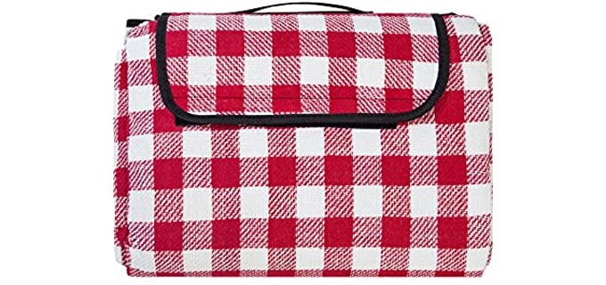 Make It Fun Check - Picnic Blanket