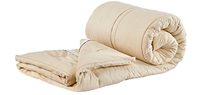 Sleep & Beyond Merino - Organic Mattress Topper