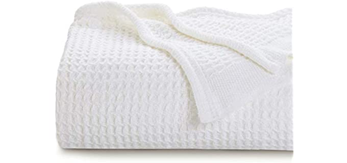 Bedsure Soft - Cotton Blanket