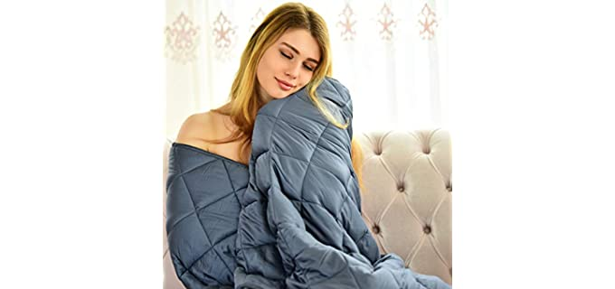 WONAP Cooling - Weighted Blanket