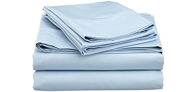 Galaxy's Linen Egyptian Cotton - Bed Sheet Brands