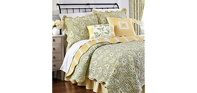 WAVERLY King - Quilts for Beds