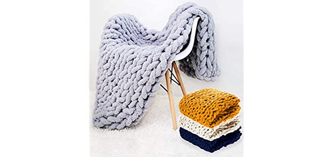 Abound Lifestyle Soft - Chunky Style Blanket
