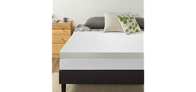 Best Price 4-Inch Heavy Weight - Memory Foam Mattress Topper