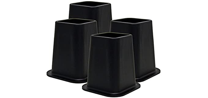 Kings Brand 6-inch - Bed and Furniture Risers