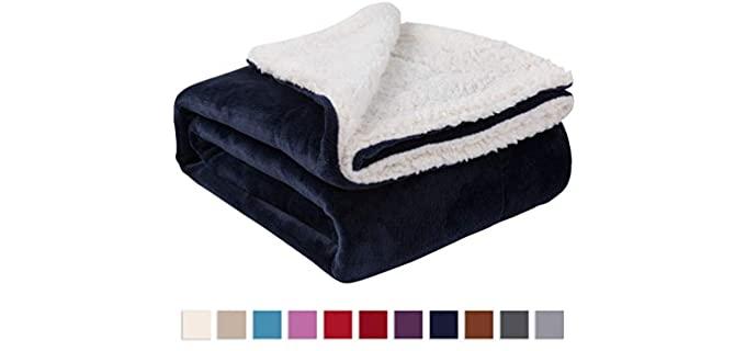 Woolly Mammoth Woolen Company Soft - Wool Blankets