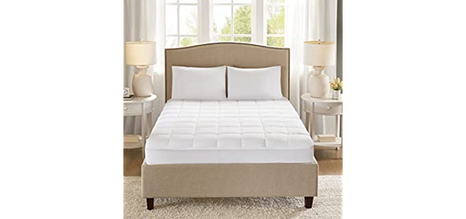 Sleep Philosophy Copper Infused - Mattress Pad Topper