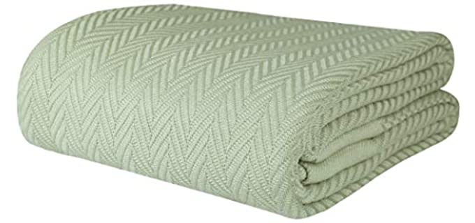 Threadmill Home Combed Cotton - Linen Cotton