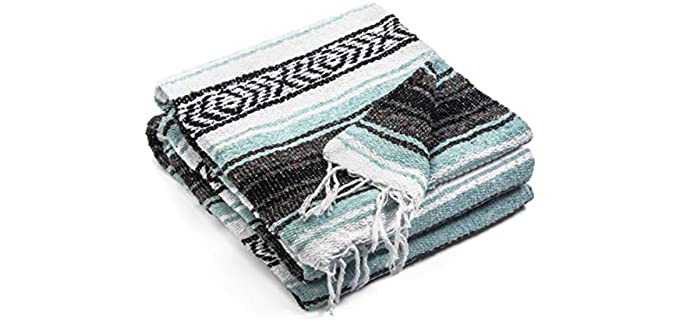 Topaz Hill Authentic - Mexican Blanket